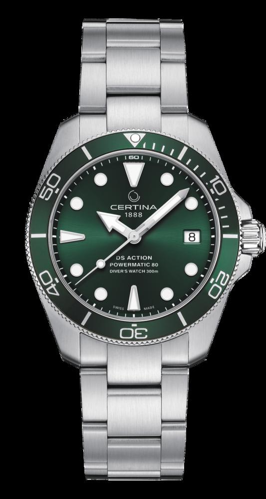 Certina DS Action Diver C0328071109100