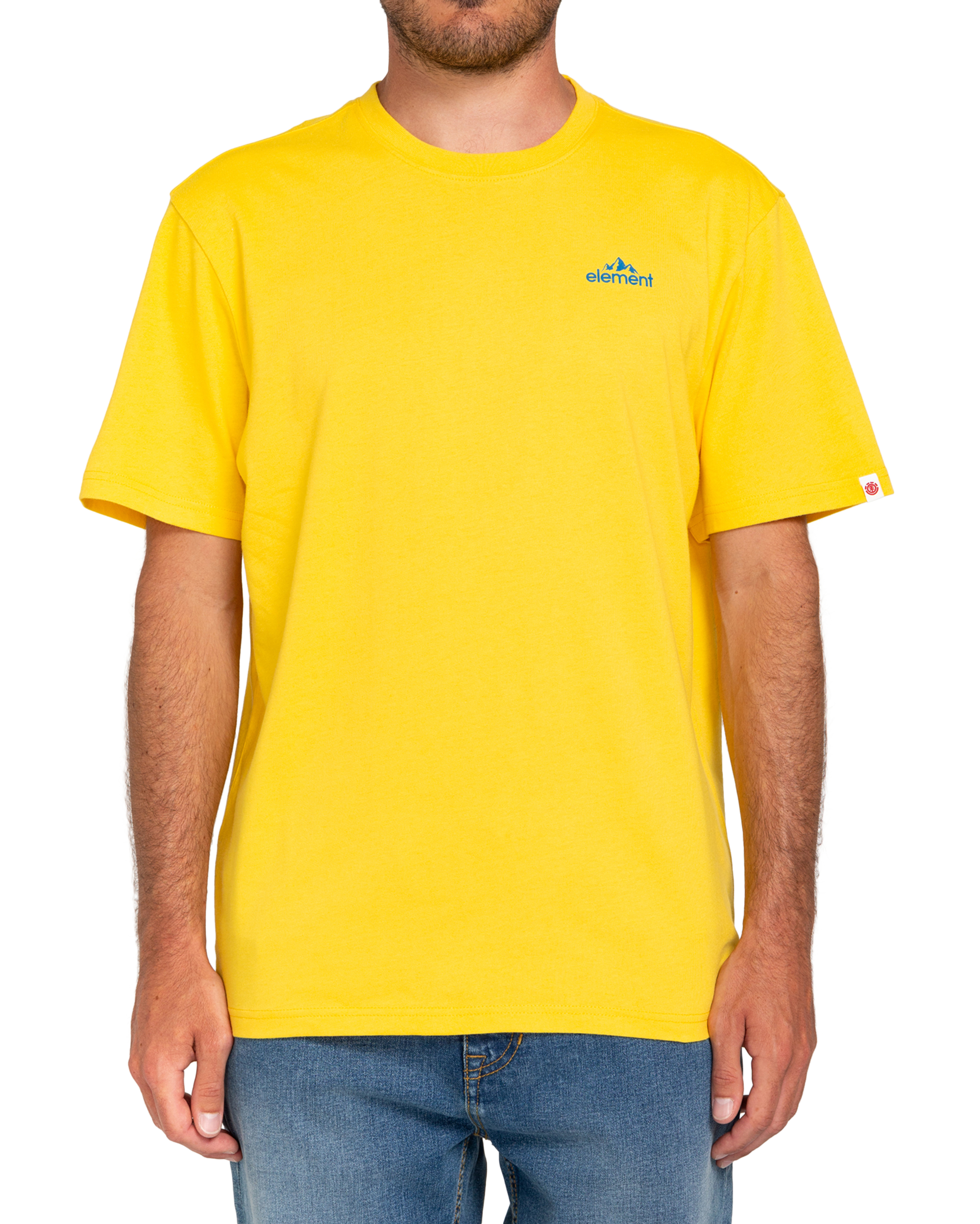 Element Duggar t-shirt, yellow, x-large