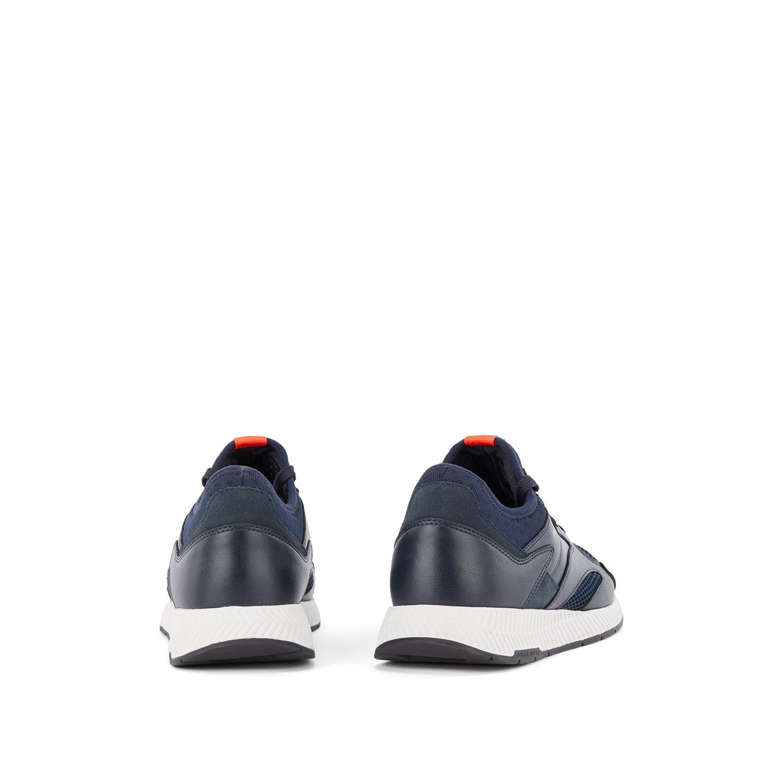 BOSS Titanium Runn sneakers, dark blue, 43