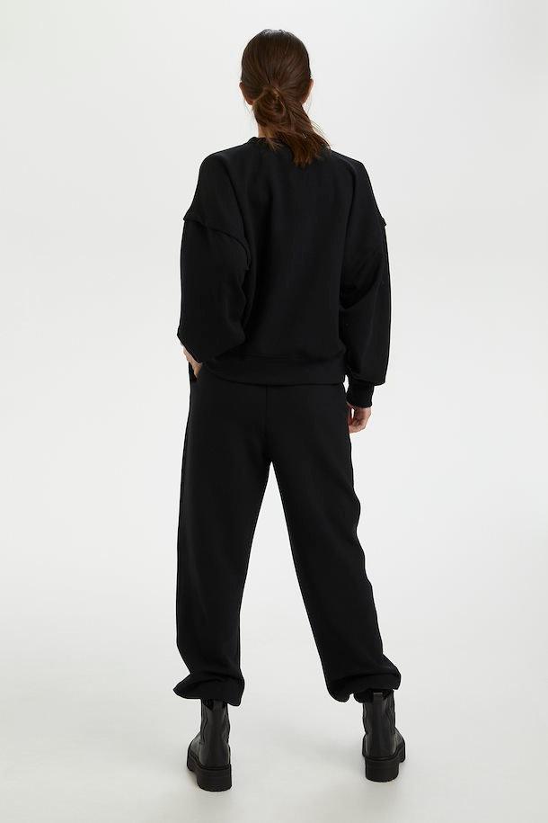 Gestuz Chrisda sweatshirt, black, small