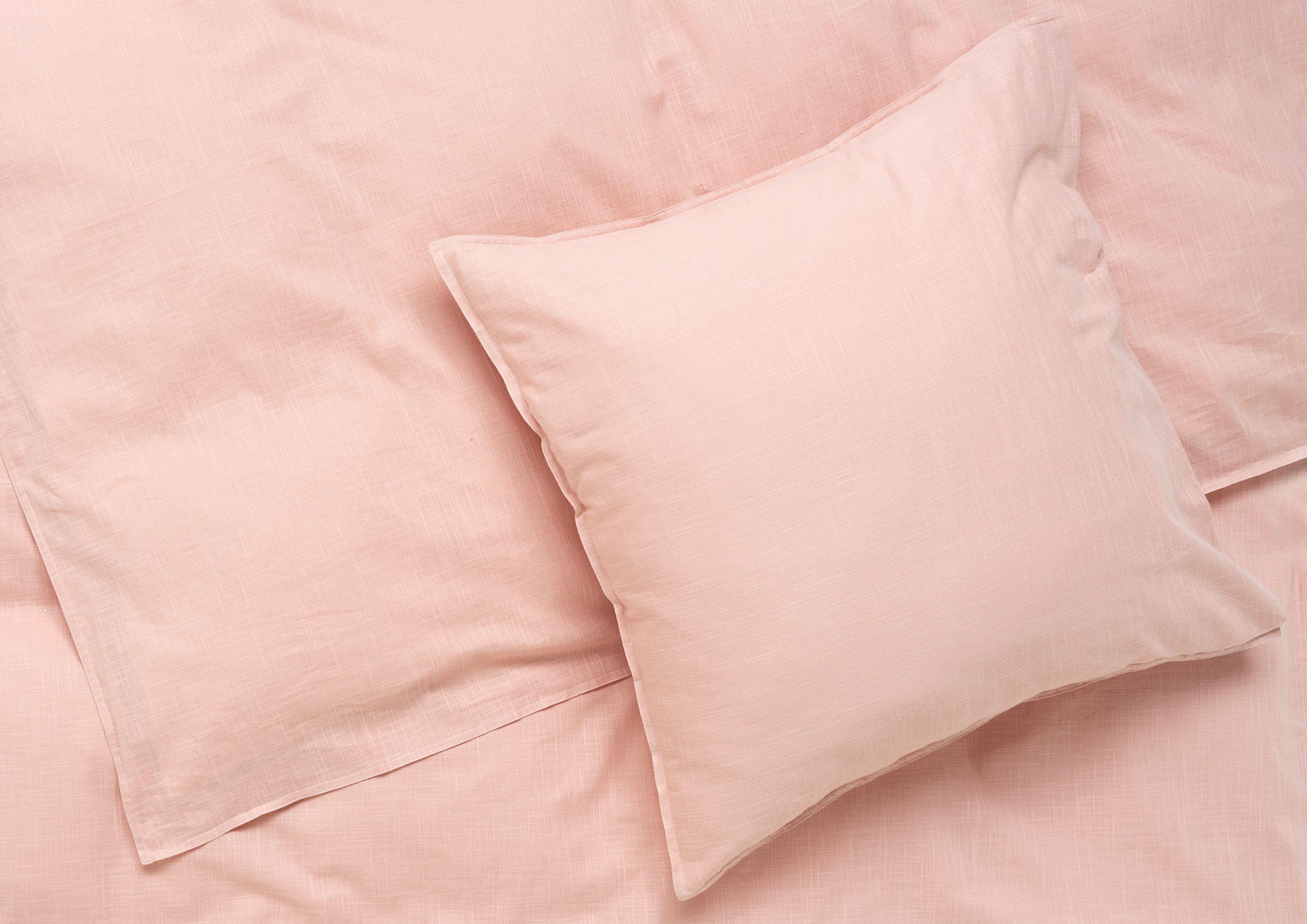 Juna Bæk&Bølge sengelinned, 140x200 cm, støvet rosa