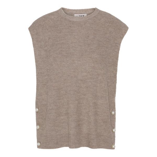 A-View Ozilla knit vest