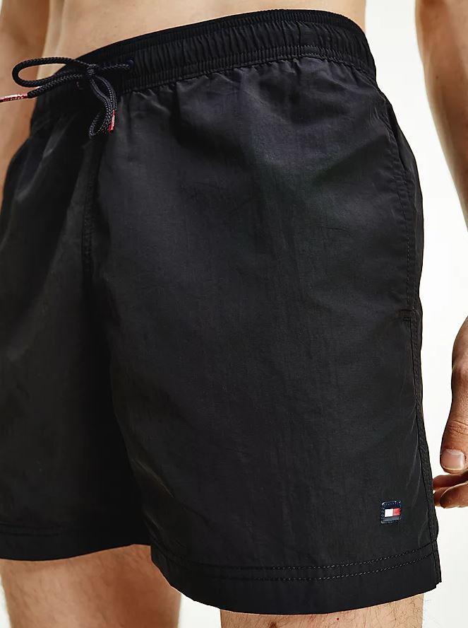 Tommy Hilfiger Drawstring Mid badeshorts, black, small