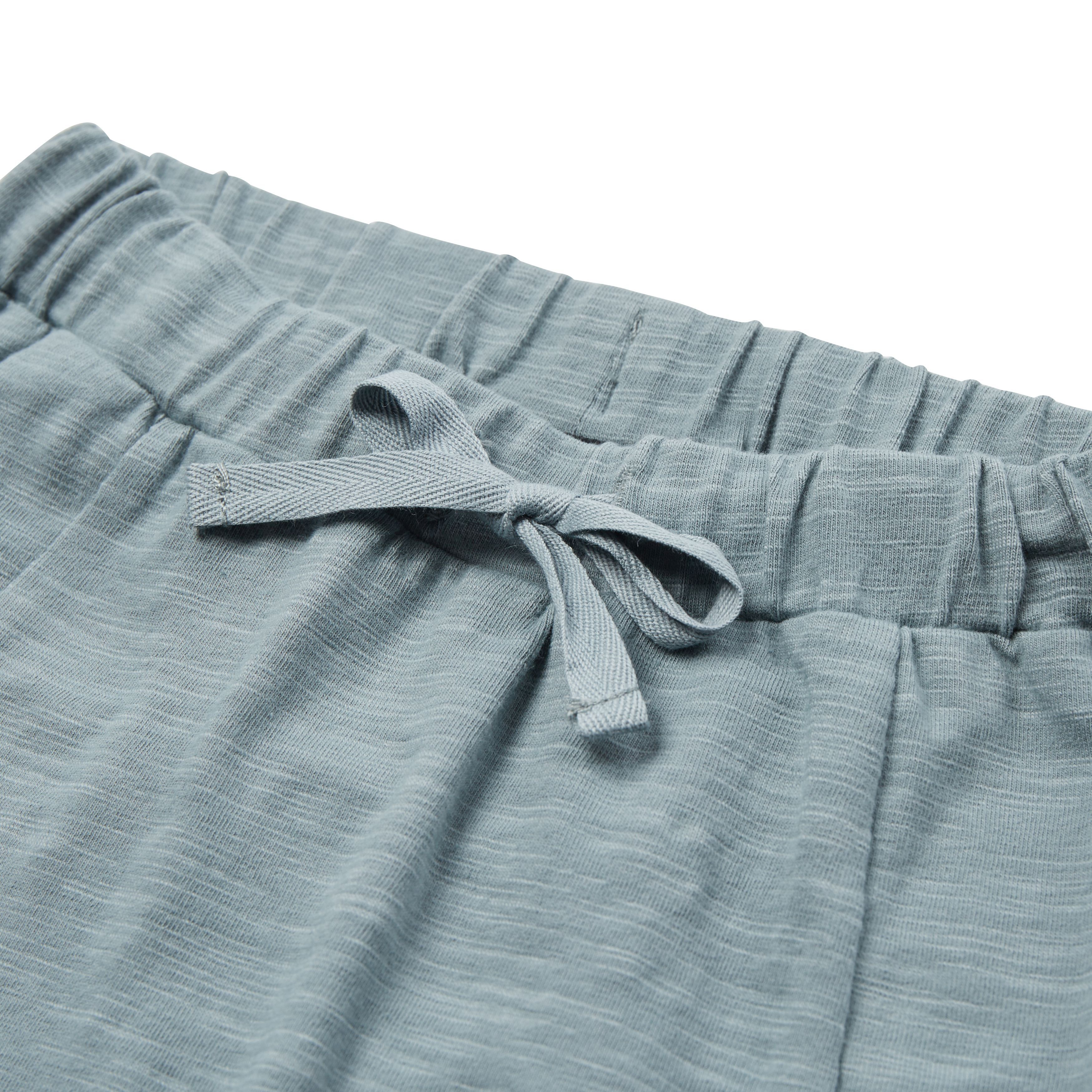 Petit by Sofie Schnoor Magnus shorts, dusty blue, 98