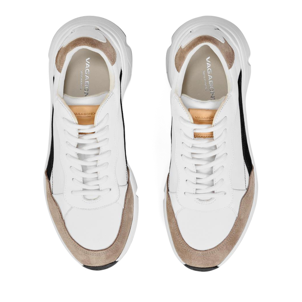 Vagabond Quincy sneakers, white/grey, 41