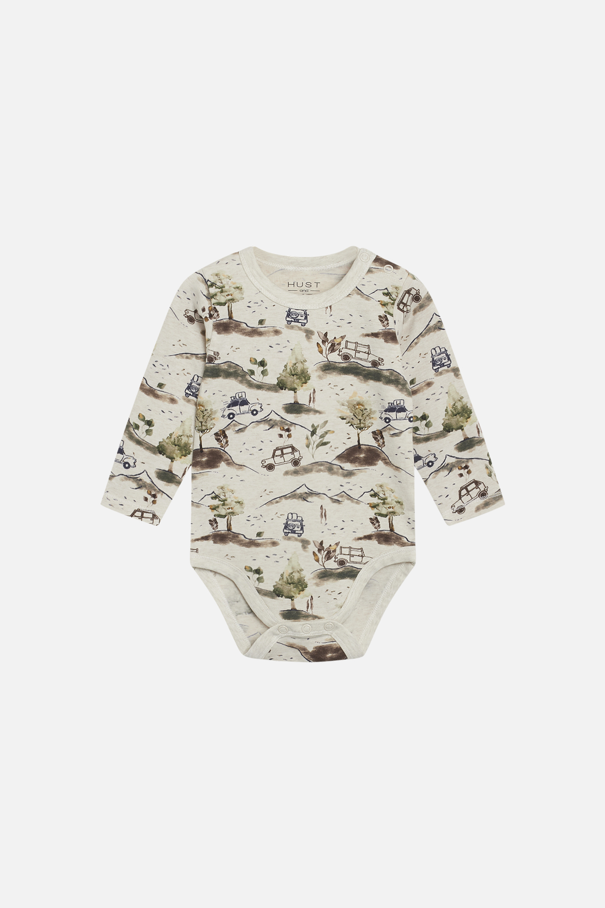 Hust & Claire Buster Body, Wheat, 18 mdr.