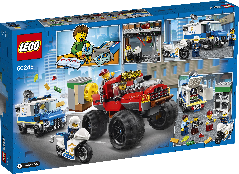 LEGO City Monstertruck-kup - 60245
