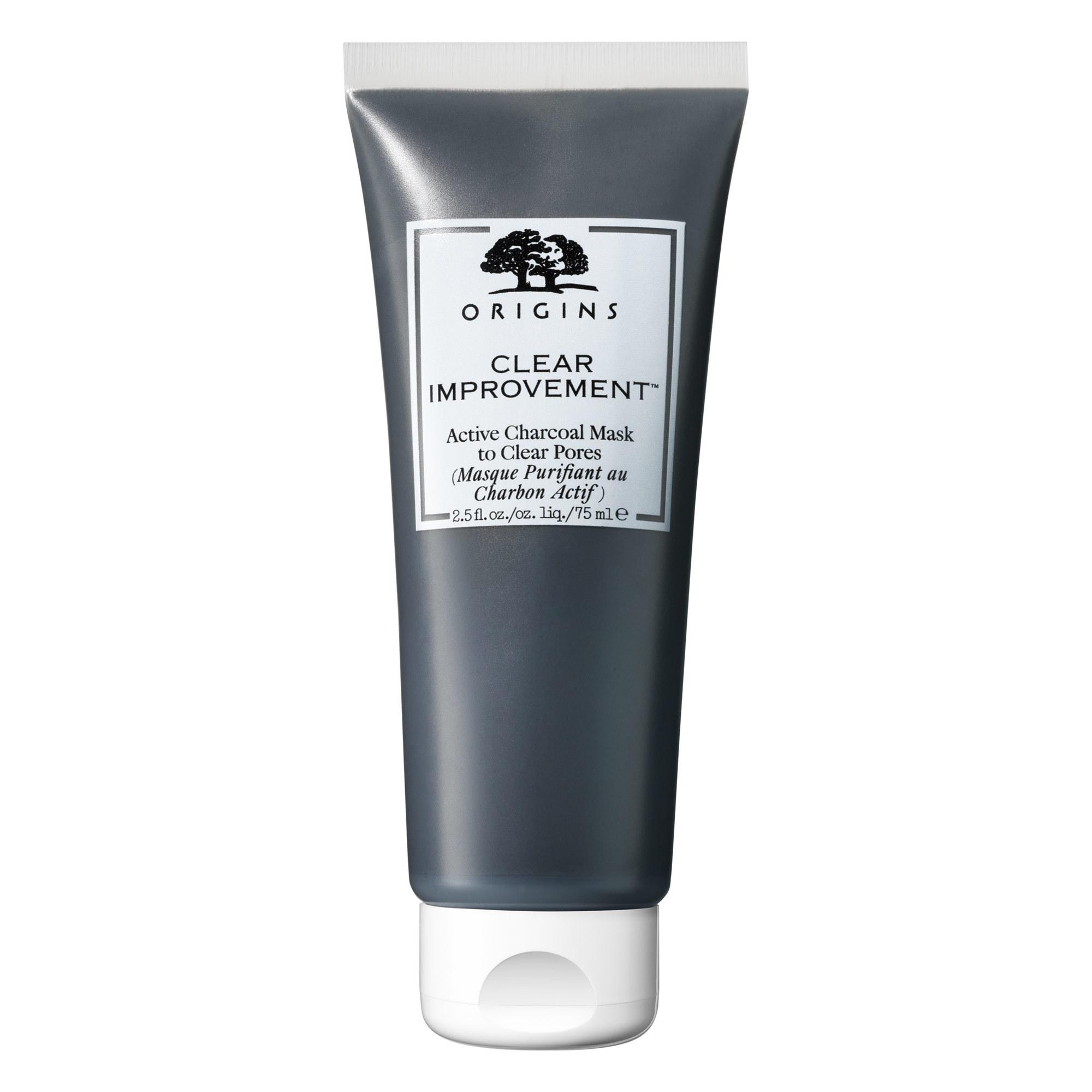 Origins Clear Improvement Charcoal Mask, 75 ml