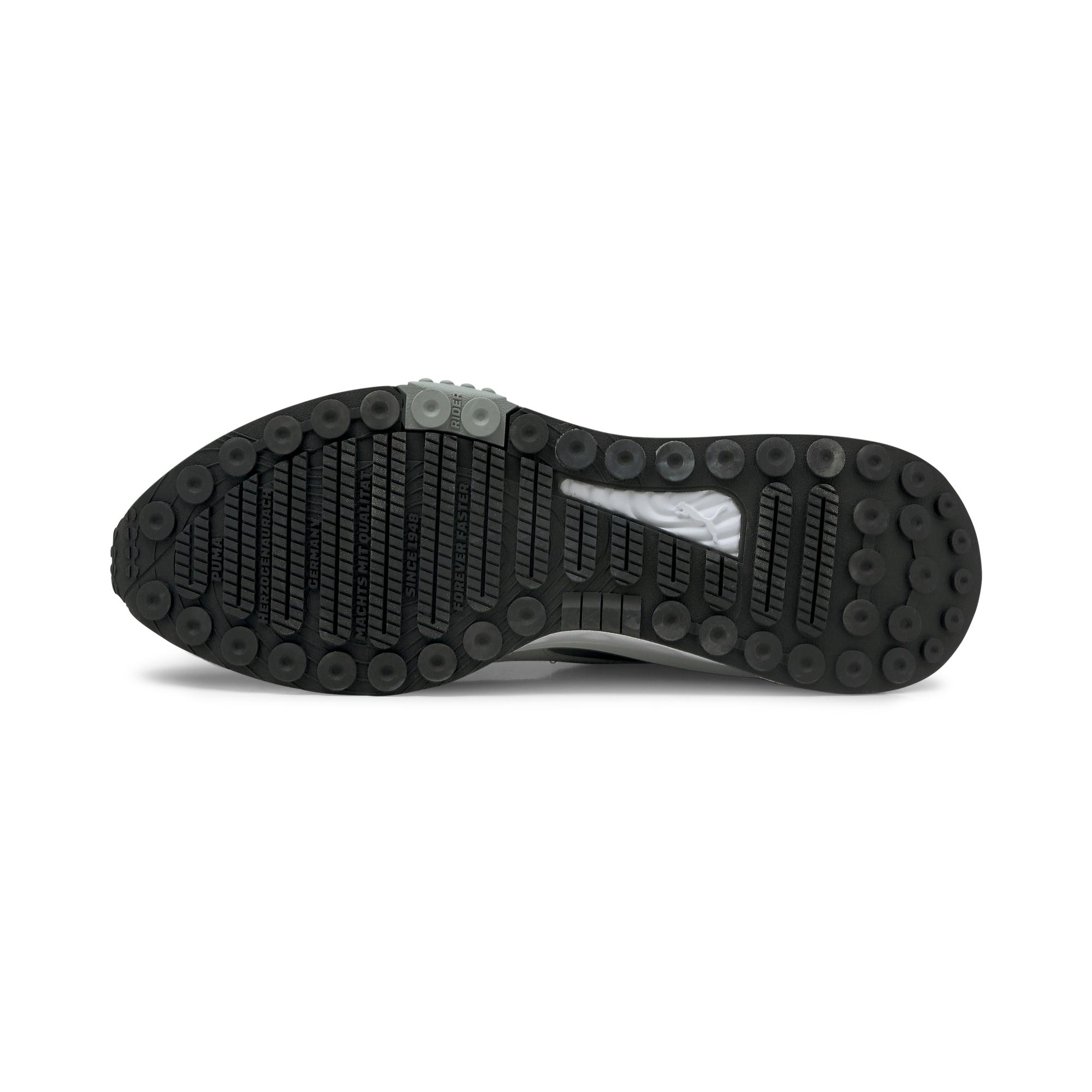 Puma Wild Rider Rollin' sneakers, black, 43