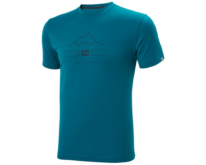 Helly Hansen Skog Graphic t-shirt
