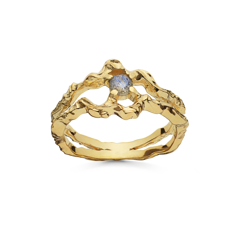 Maanesten Shelly ring