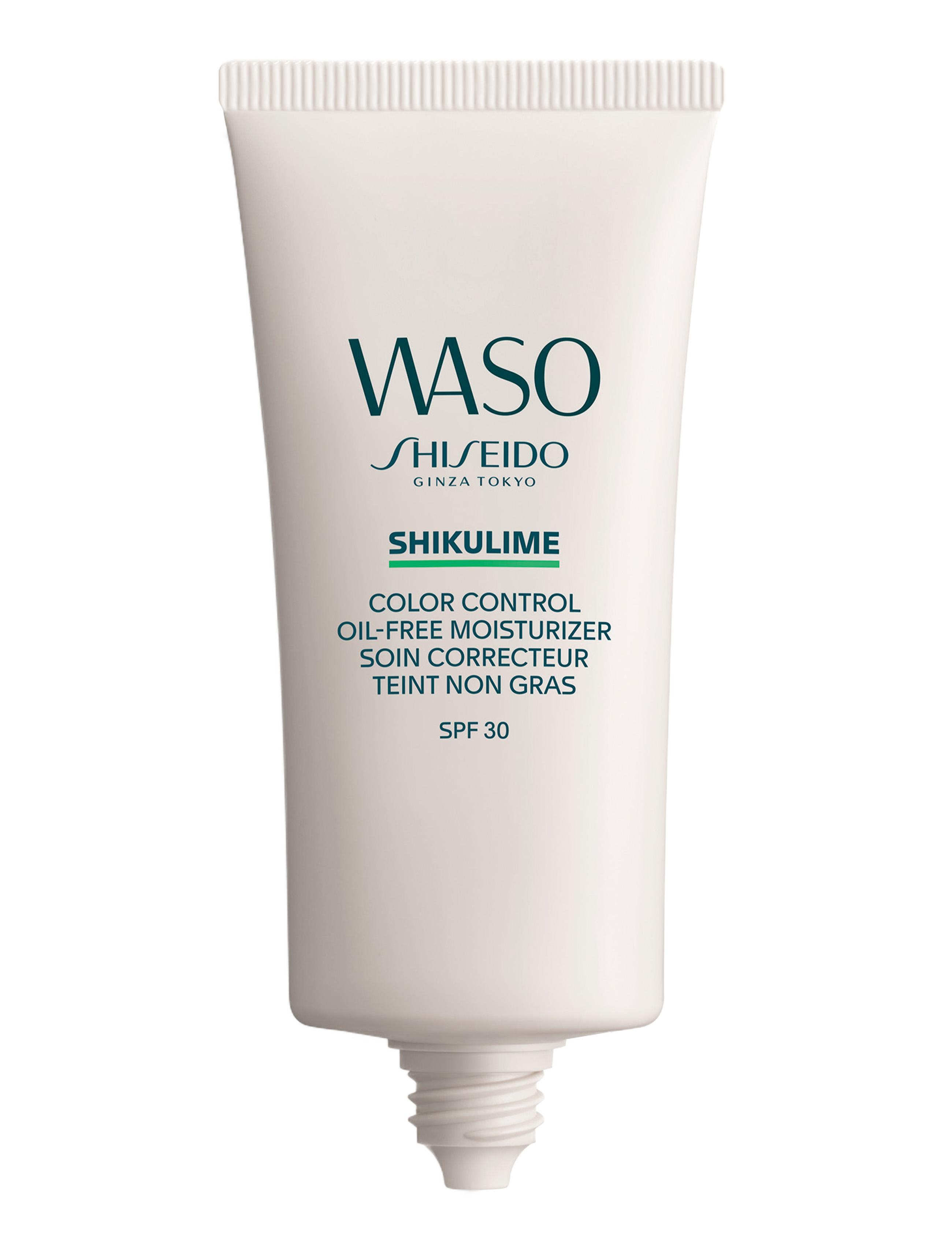 Shiseido Waso Color Control Moisturizer, 50 ml