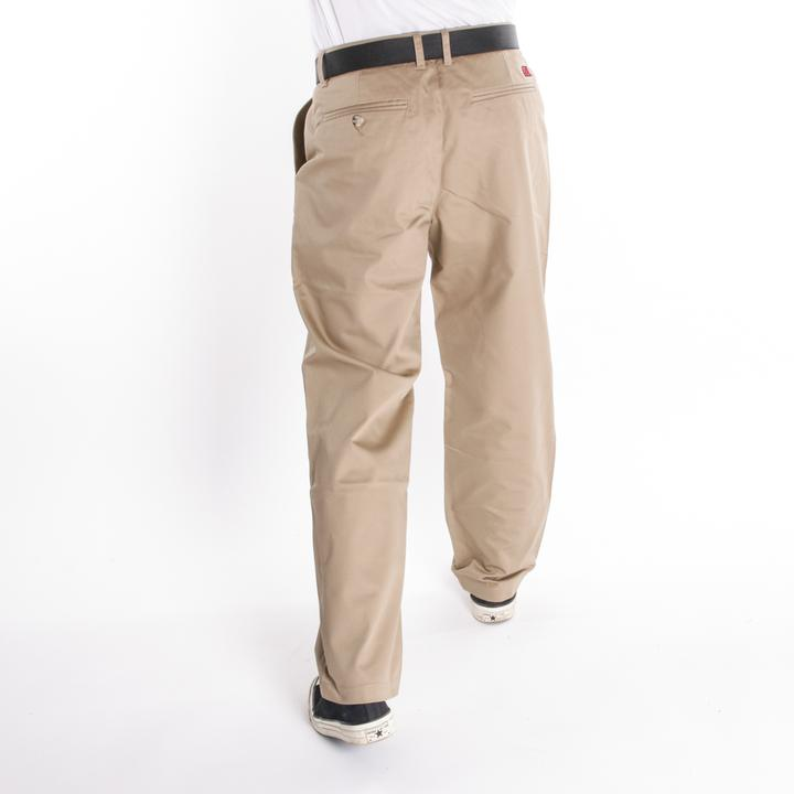 ALIS Classic Baggy chino, mocca, 34/32