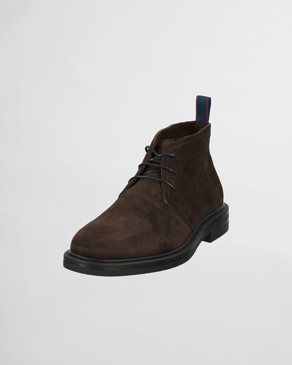 Gant korte støvler, Brun, 45