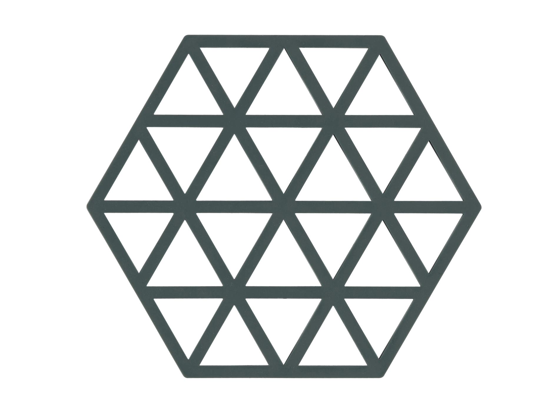 Zone Triangles bordskåner, cactus