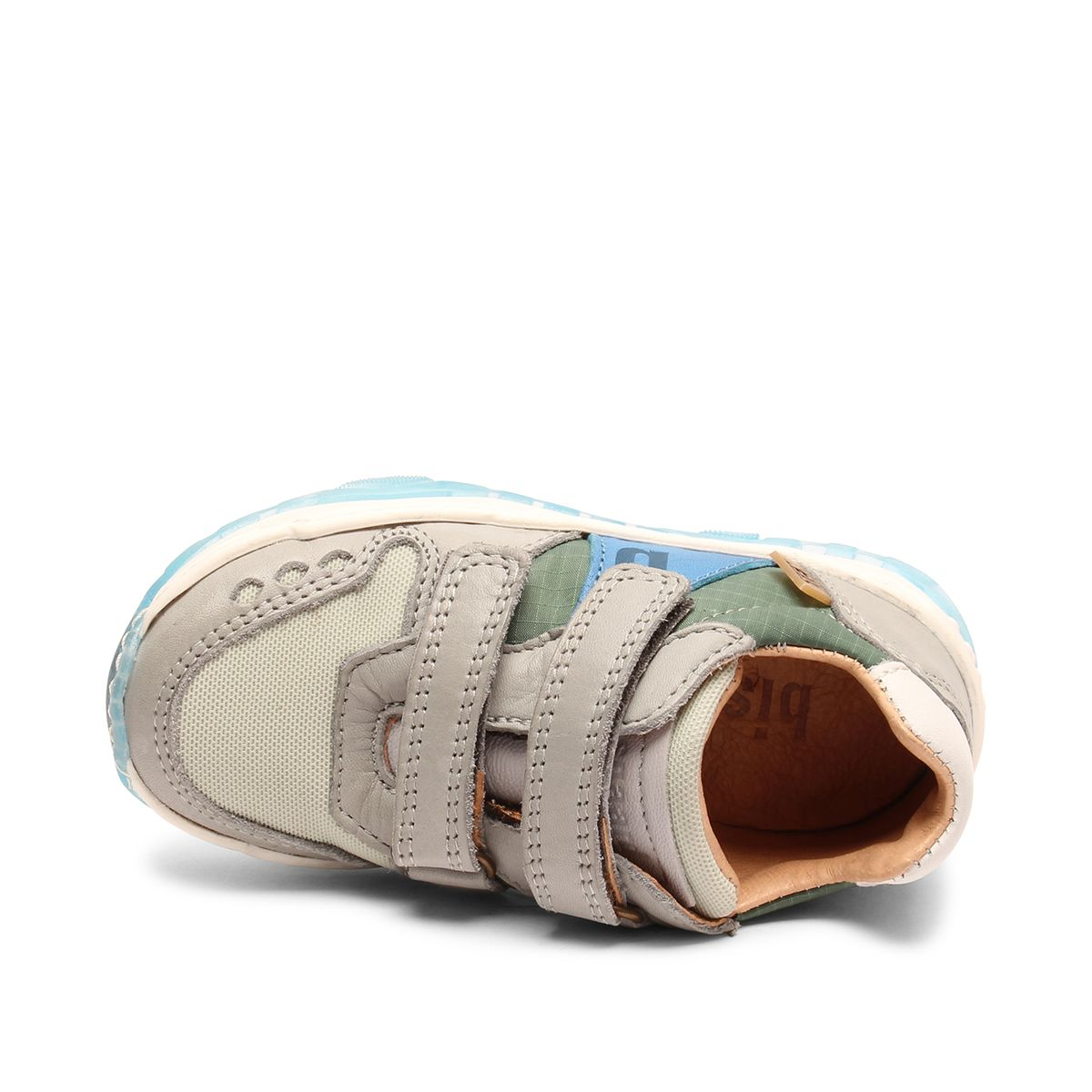 Bisgaard Evian sneakers, steel, 27