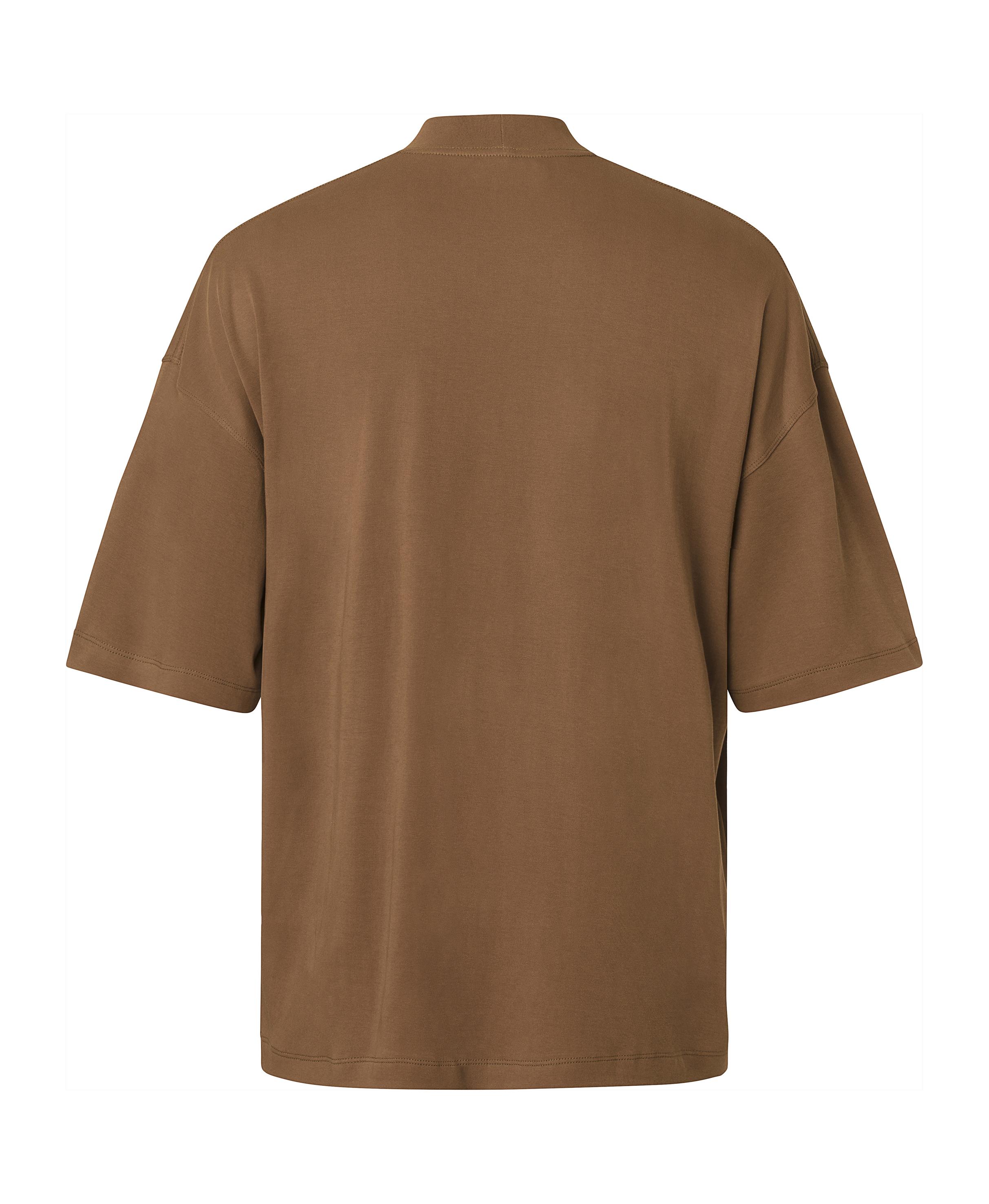 Samsøe Samsøe Hamal T-shirt, Emperador, M