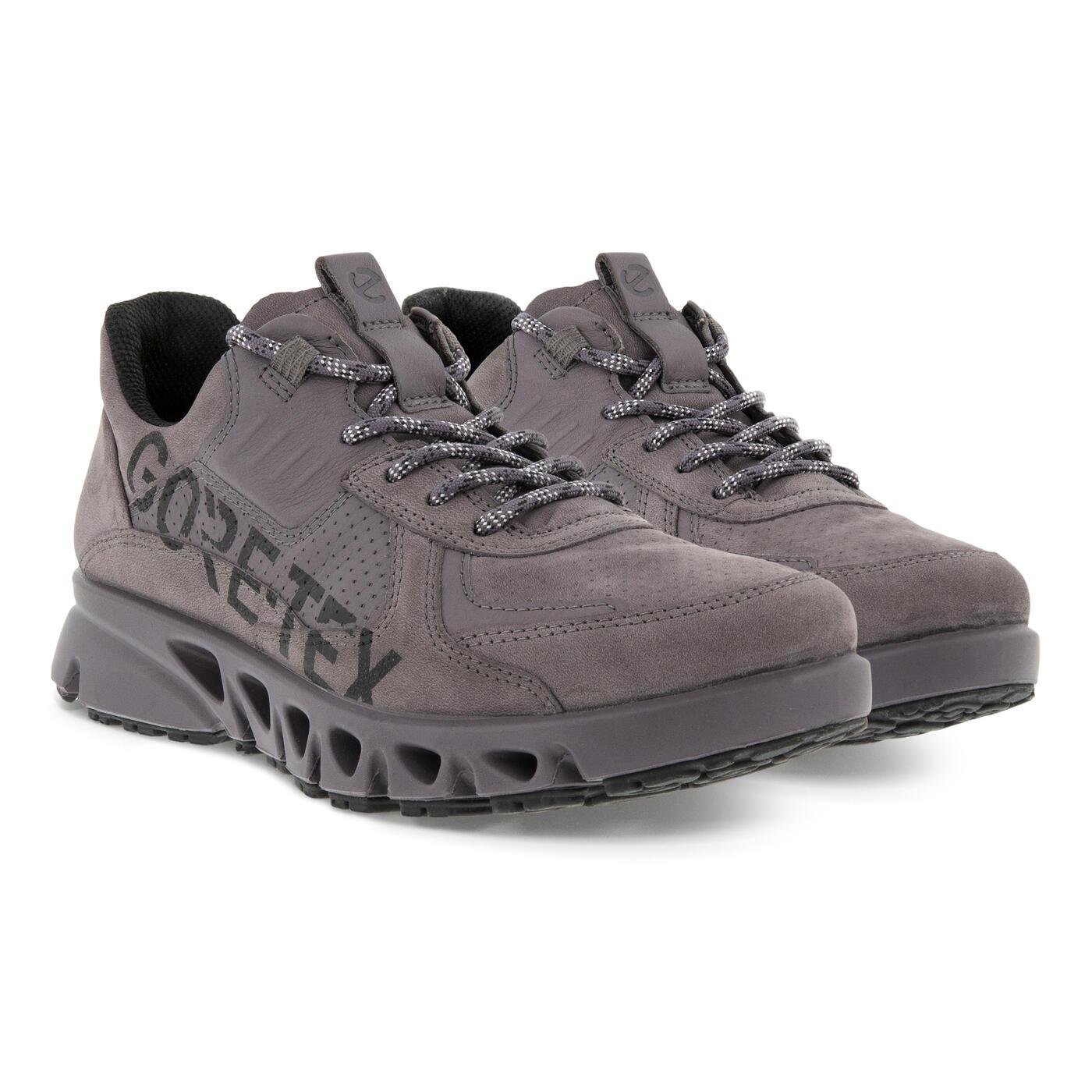 Ecco Multi-Vent Gore-Tex sneakers, gravity, 38