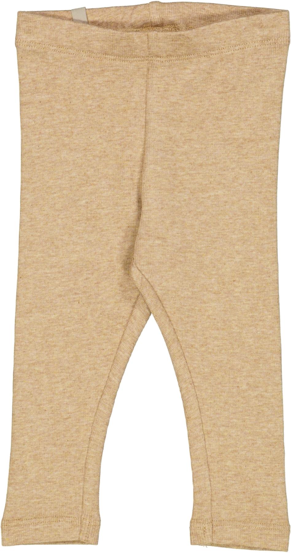 Wheat Rib leggings