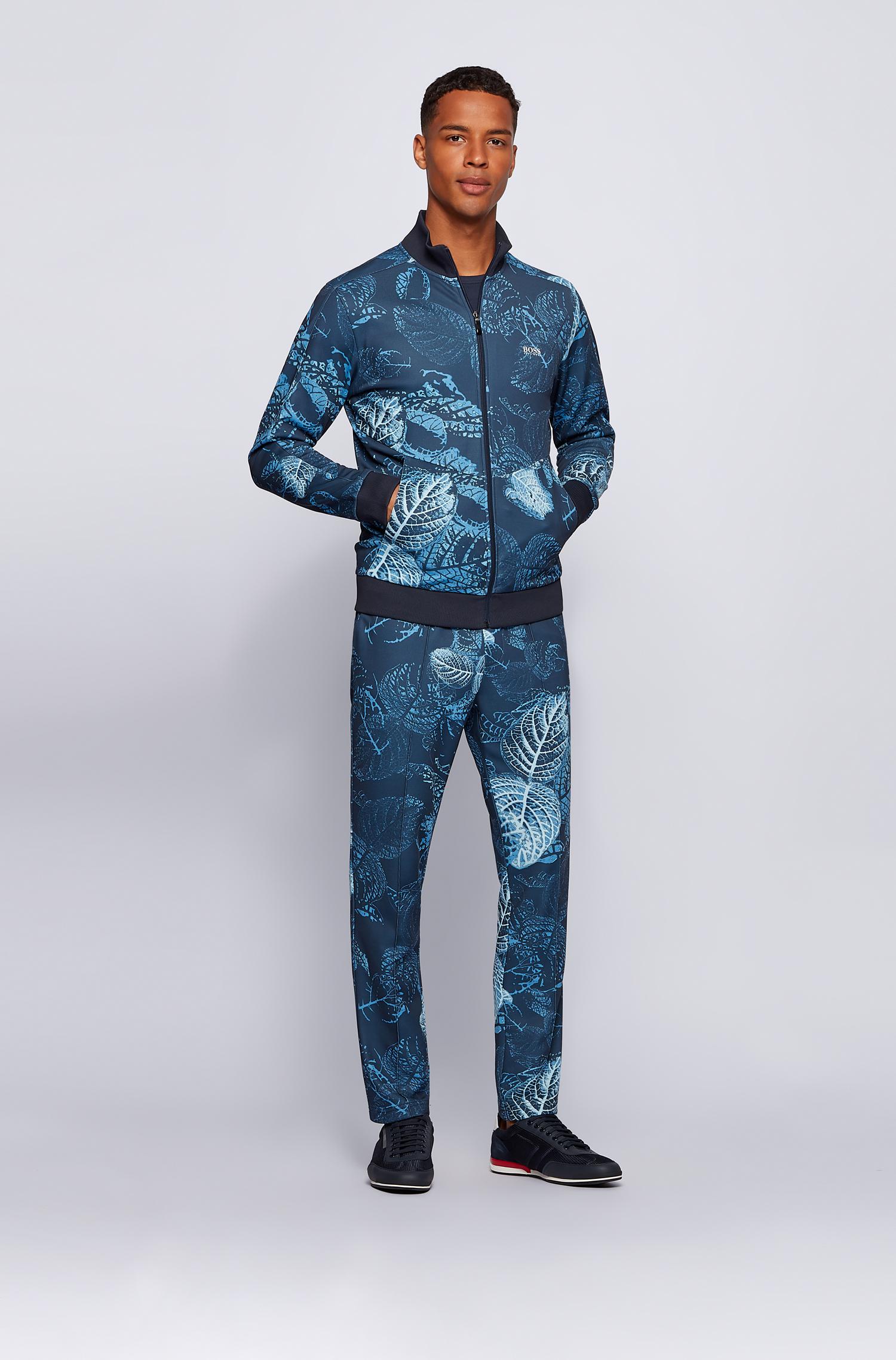 Hugo Boss Low-top sneakers, dark blue, 41
