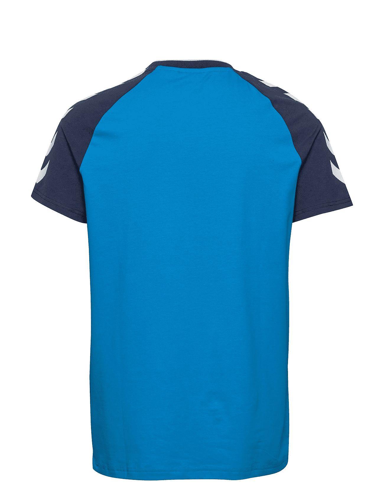 Hummel Mark t-shirt, blue easter, xx-large