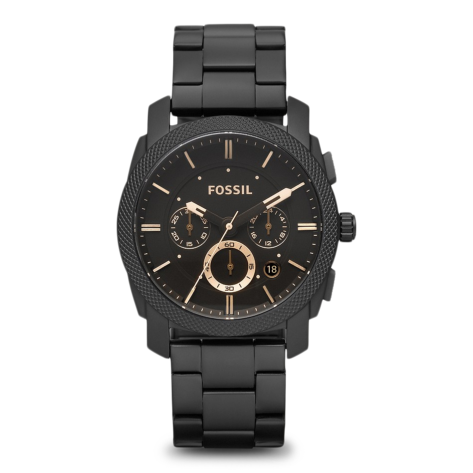 FOSSIL Machine Mid-Size Chronograph herreur