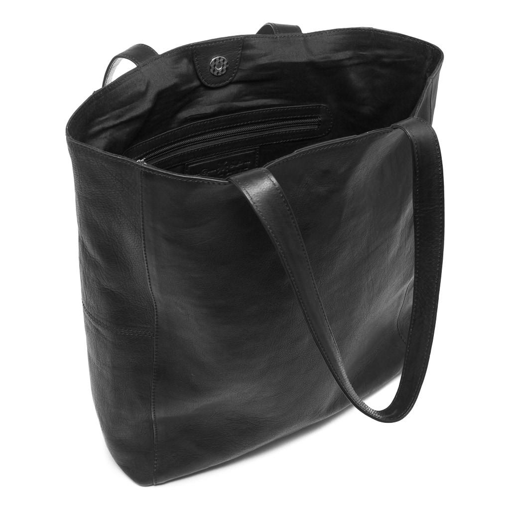 Depeche 13728 shopper taske, black