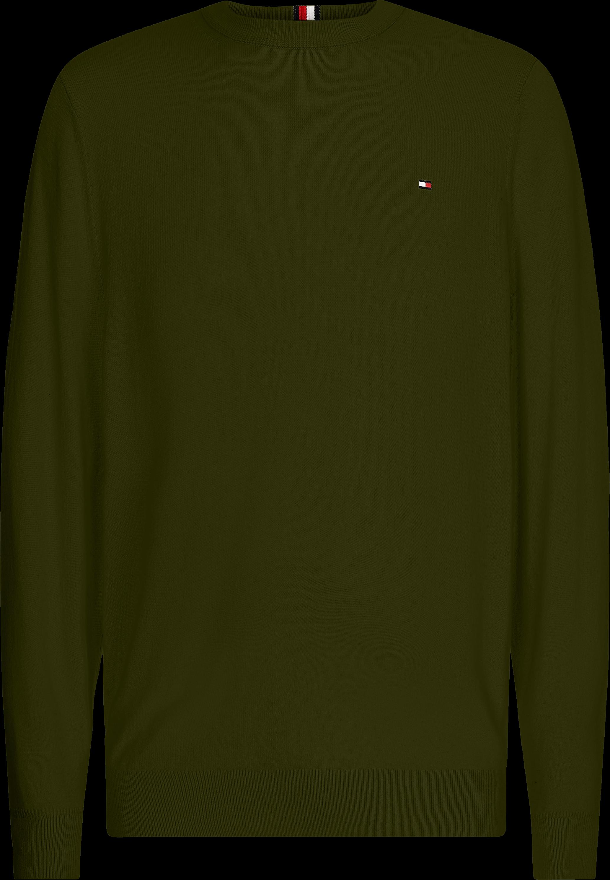Tommy Hilfiger Sweatshirt, Olivewood, XXL