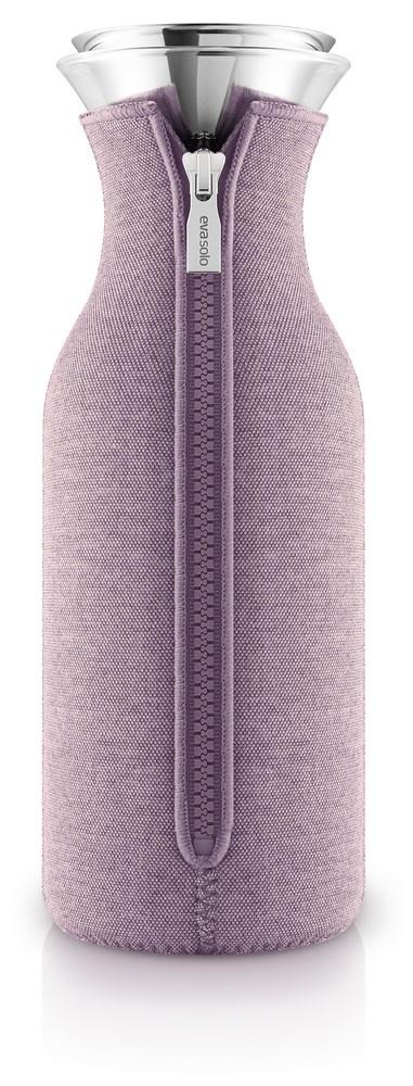 Eva Solo køleskabskaraffel med cover, 1 liter, nordic rose