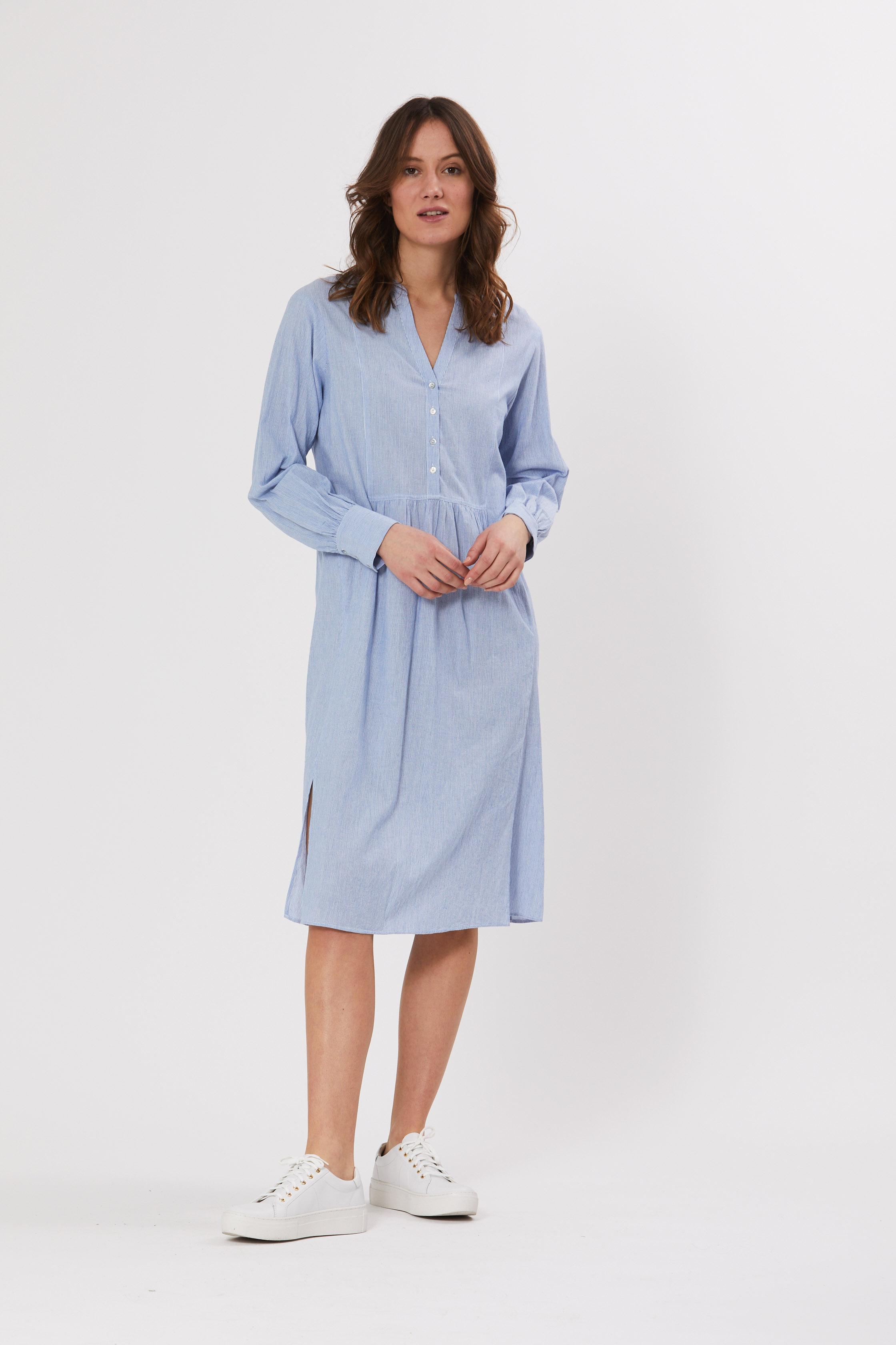 PBO Lummy kjole, coastal fjord, 36