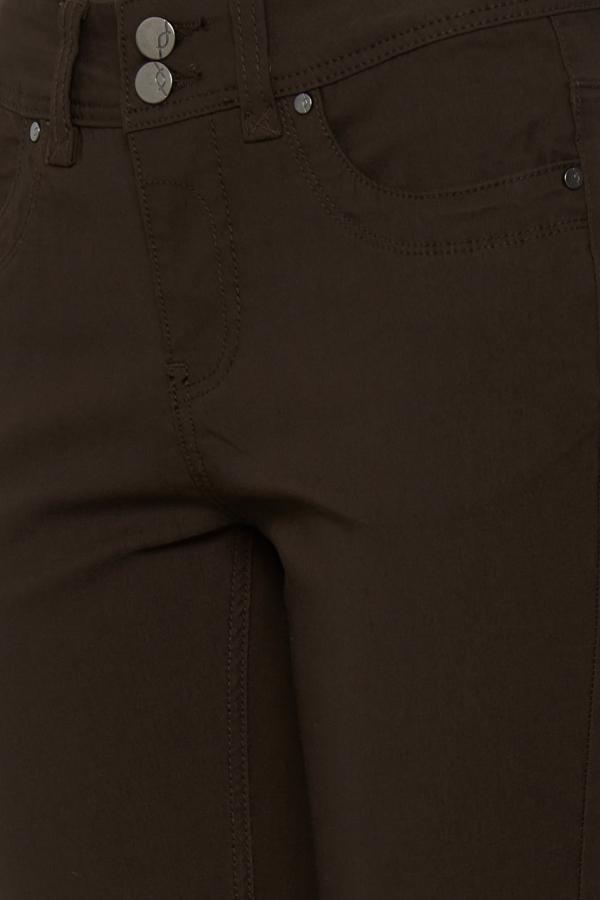 Fransa Casual bukser, Coffee Bean, 40