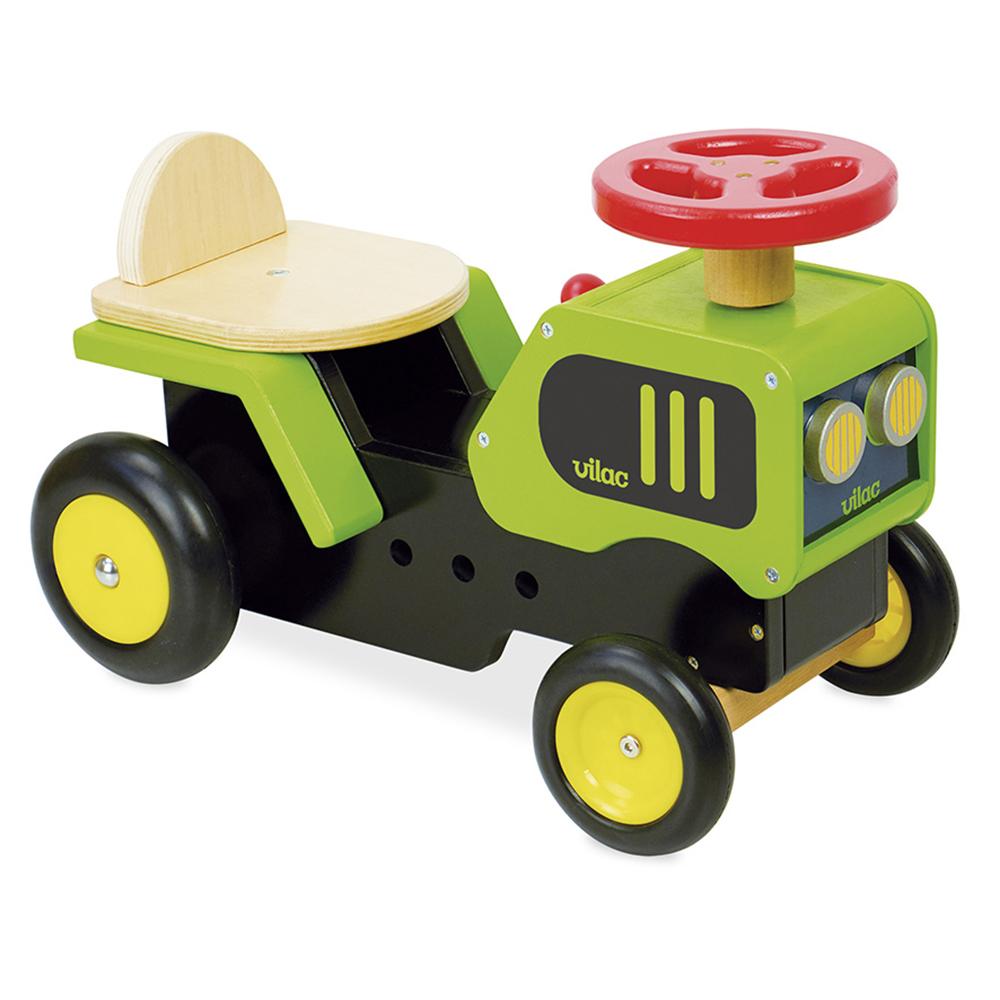 Vilac gåbil, traktor