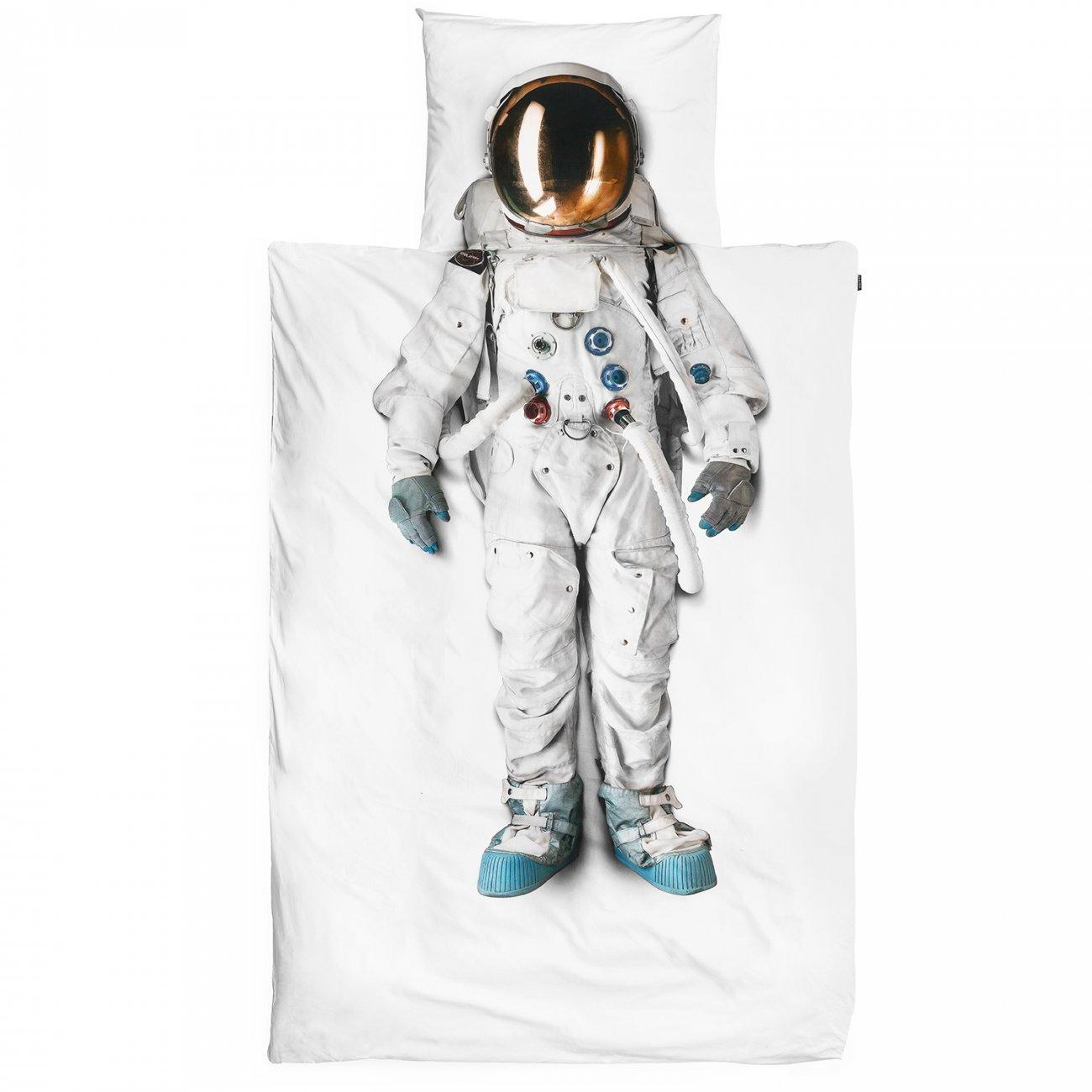 SNURK sengetøj, Astronaut, 140x200 cm