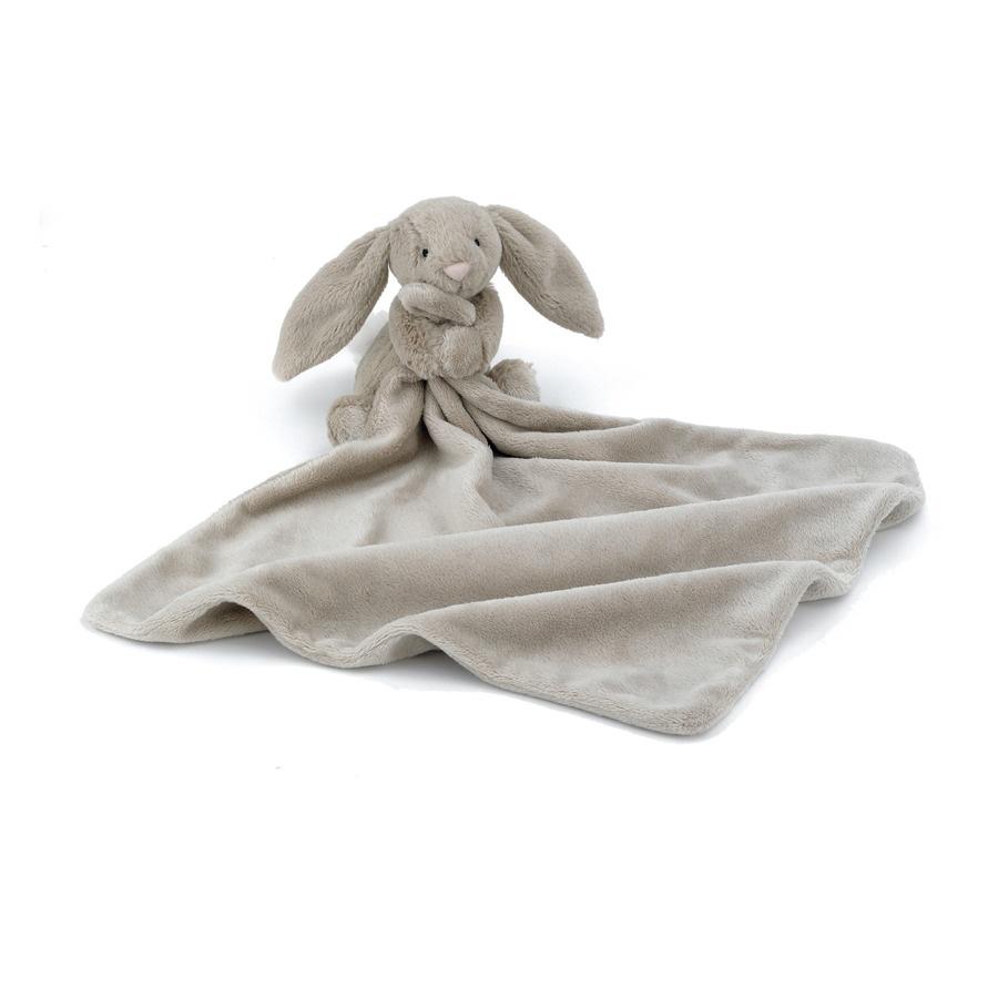 Jellycat, Kanin nusseklud, 33 cm, beige