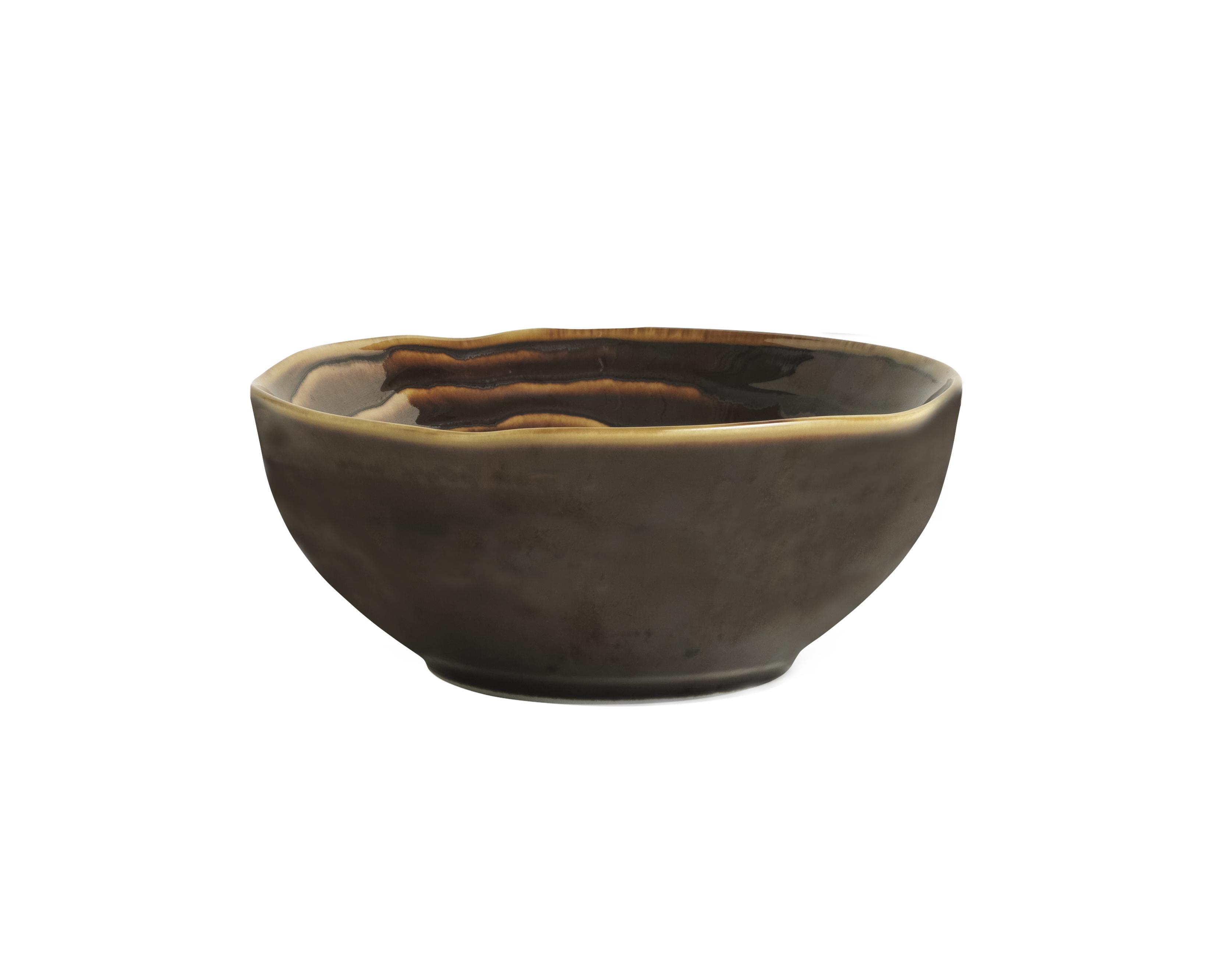 Pillivuyt Boulogne skål, Ø15 cm, brun