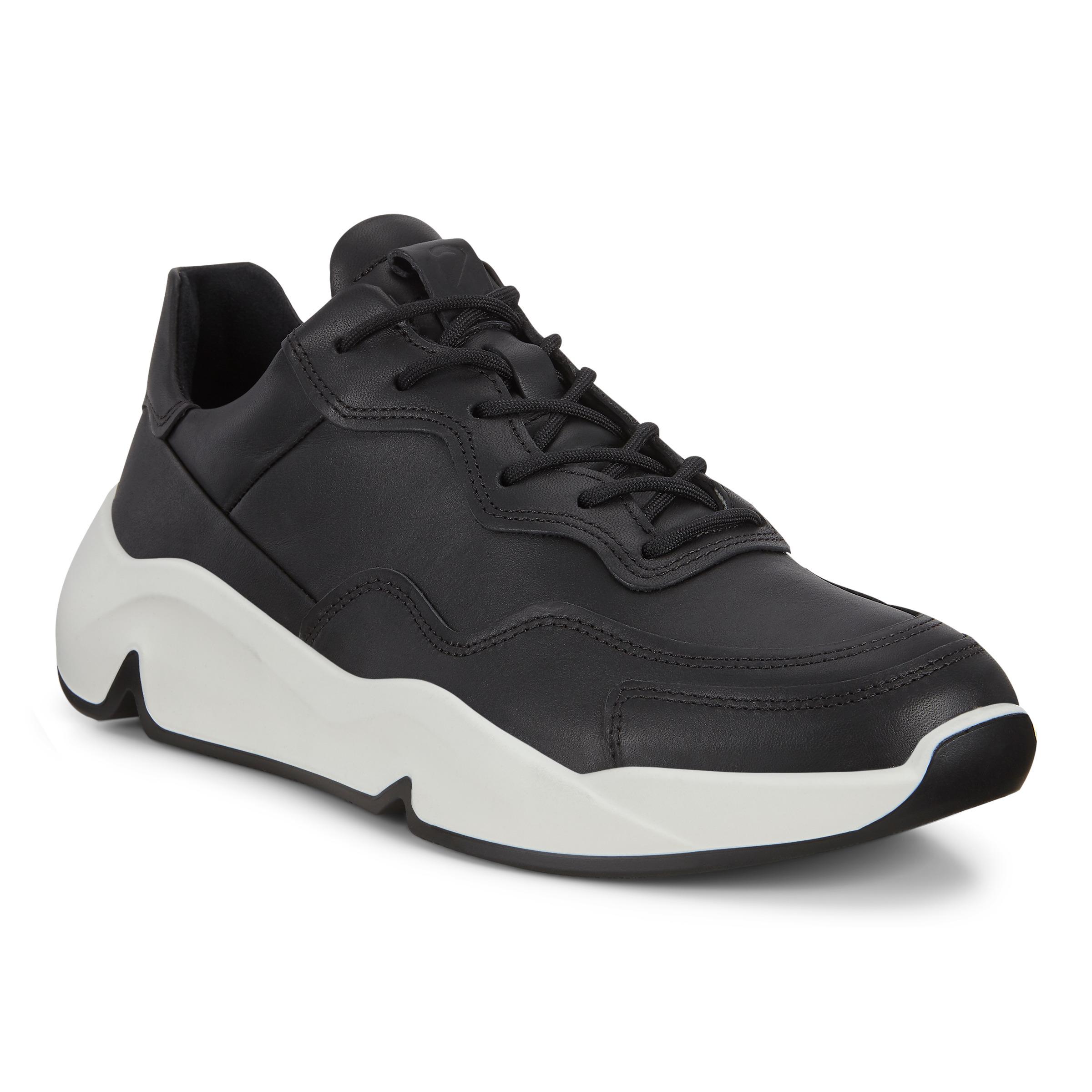 Ecco Chunky Sneaker, black, 45