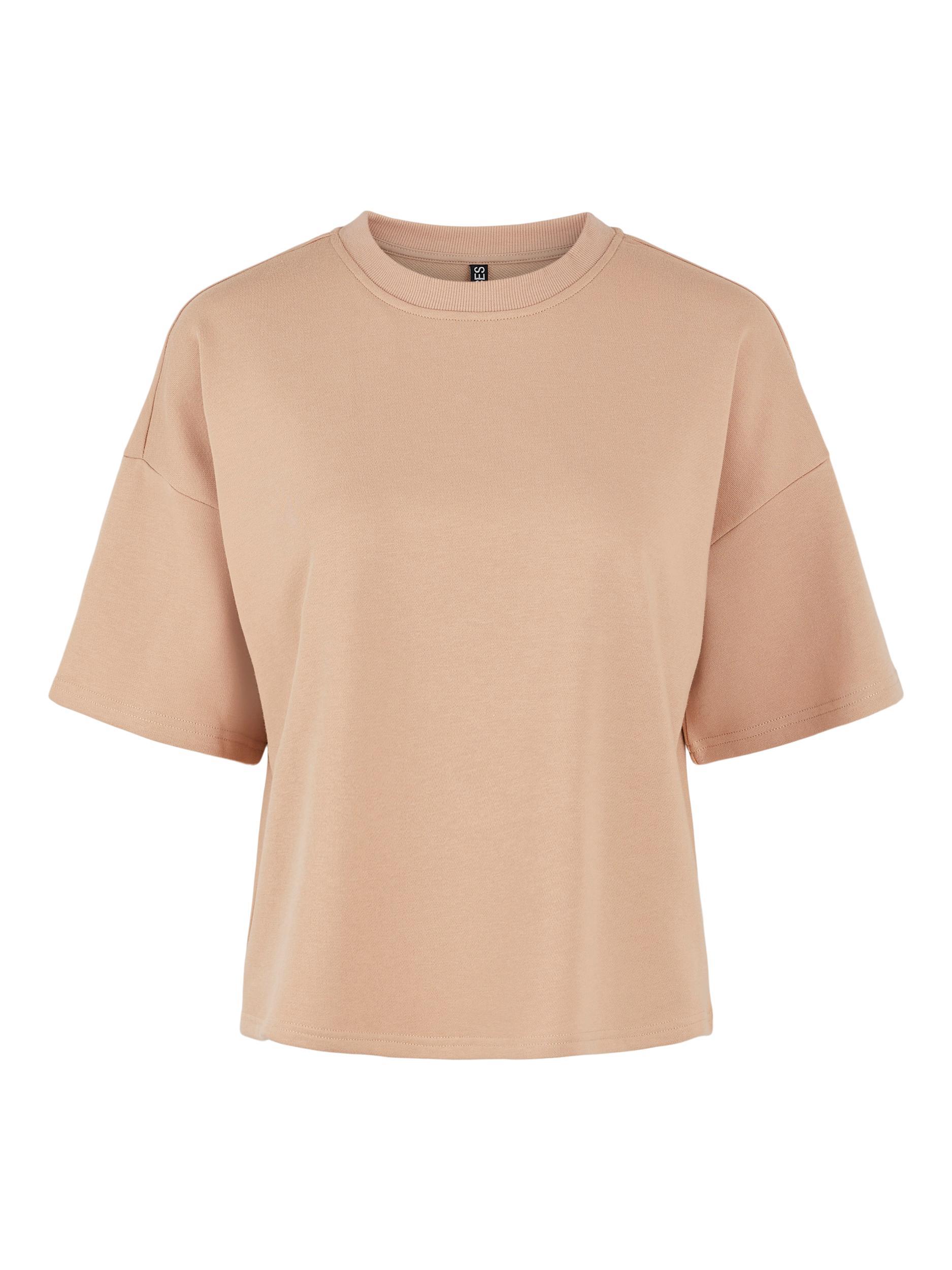 Pieces Chilli Summer t-shirt, cuban sand, medium
