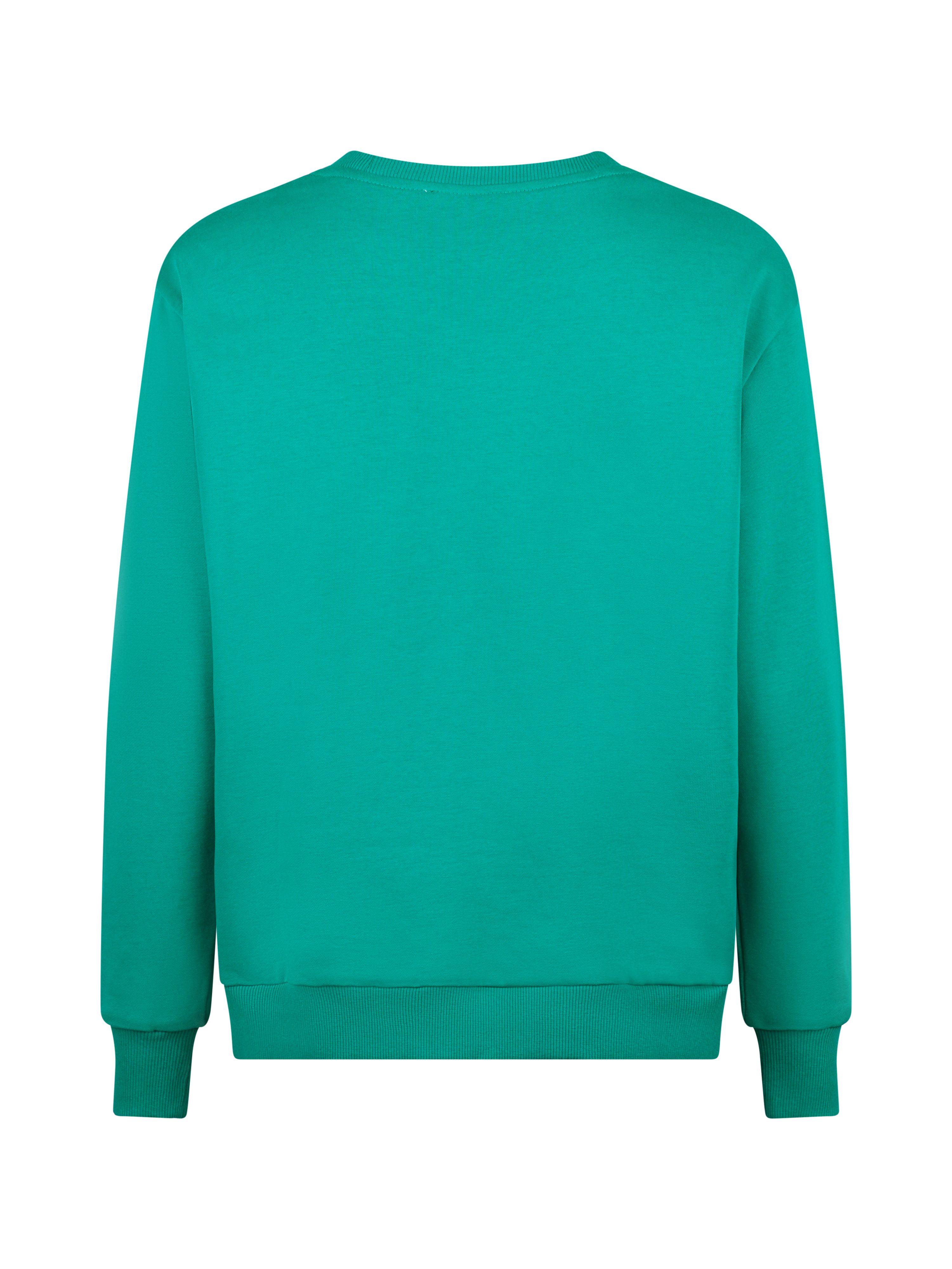 Neo Noir Flex Varsity sweatshirt, green, 40