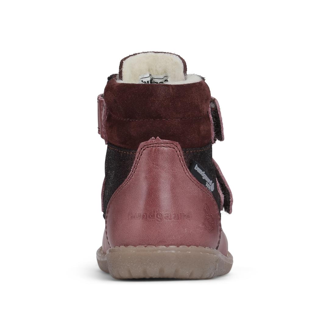 Bundgaard Rabbit Velcro støvler, bronze, 26