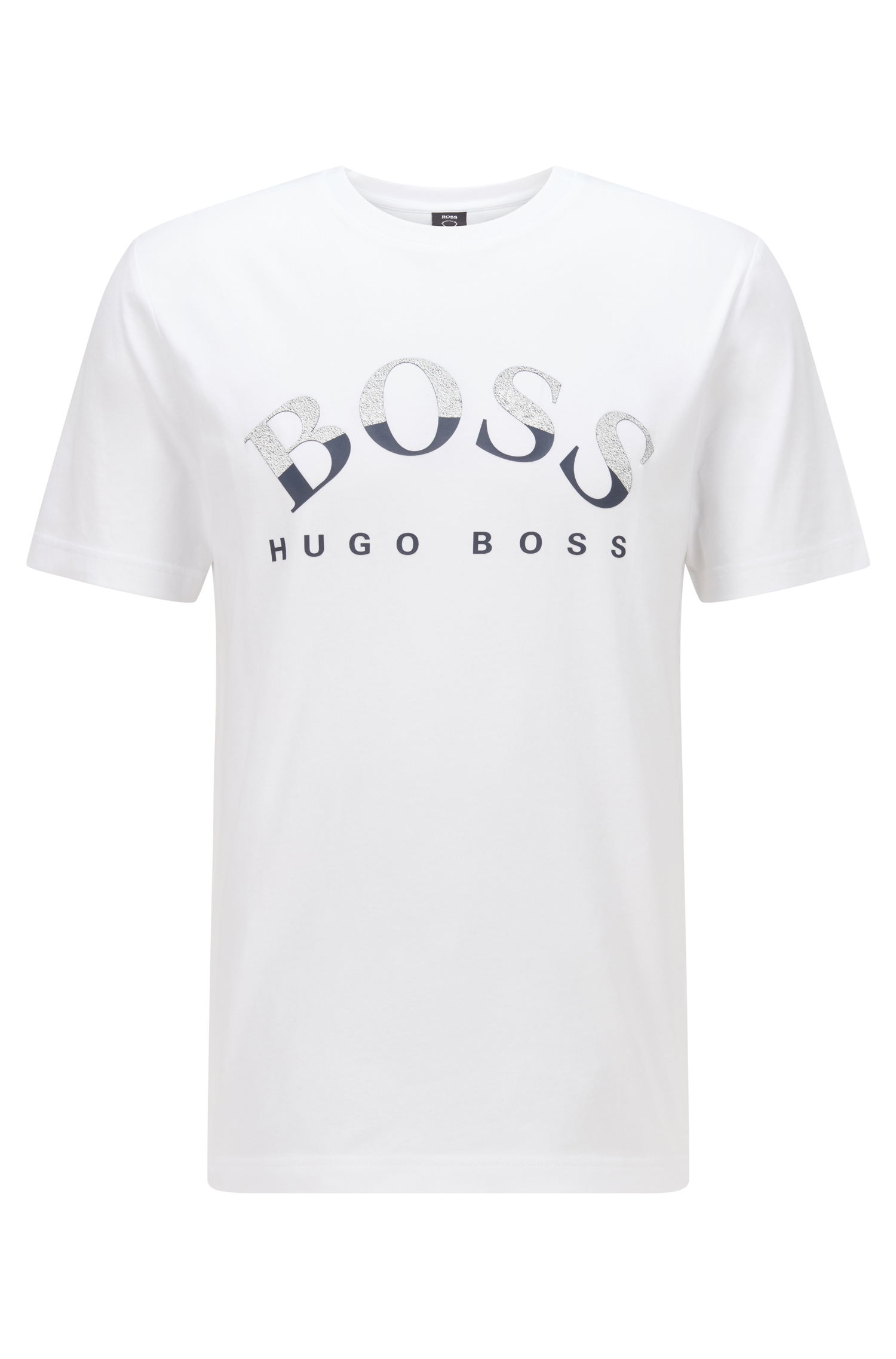Hugo Boss Jersey t-shirt, white, xxx-large