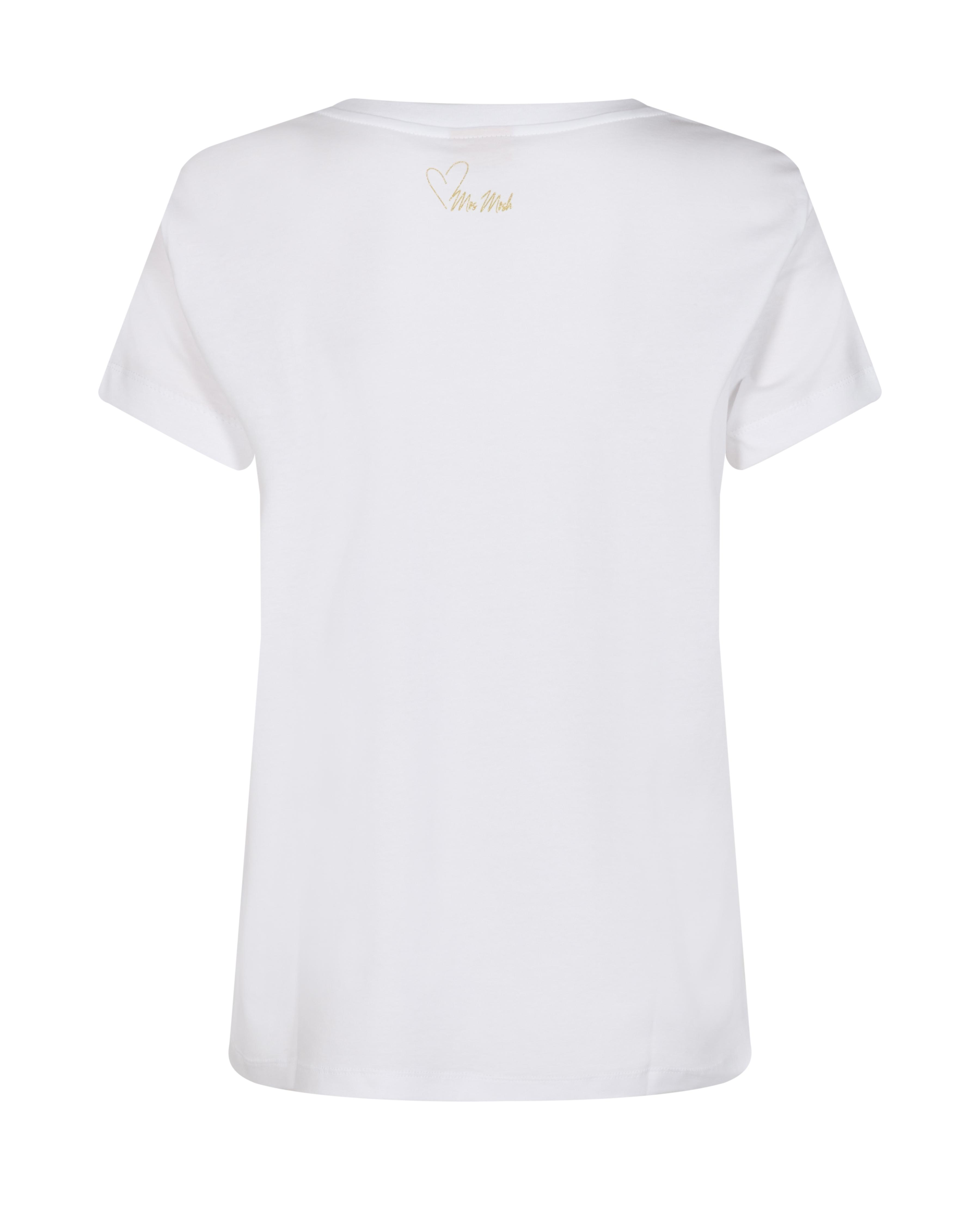 Mos Mosh Cherie t-shirt, winter pear, small