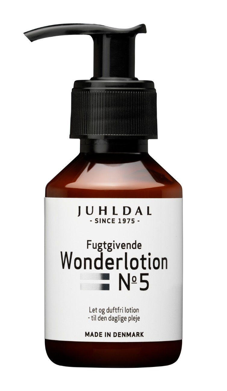 Juhldal Wonderlotion No. 5, 100 ml