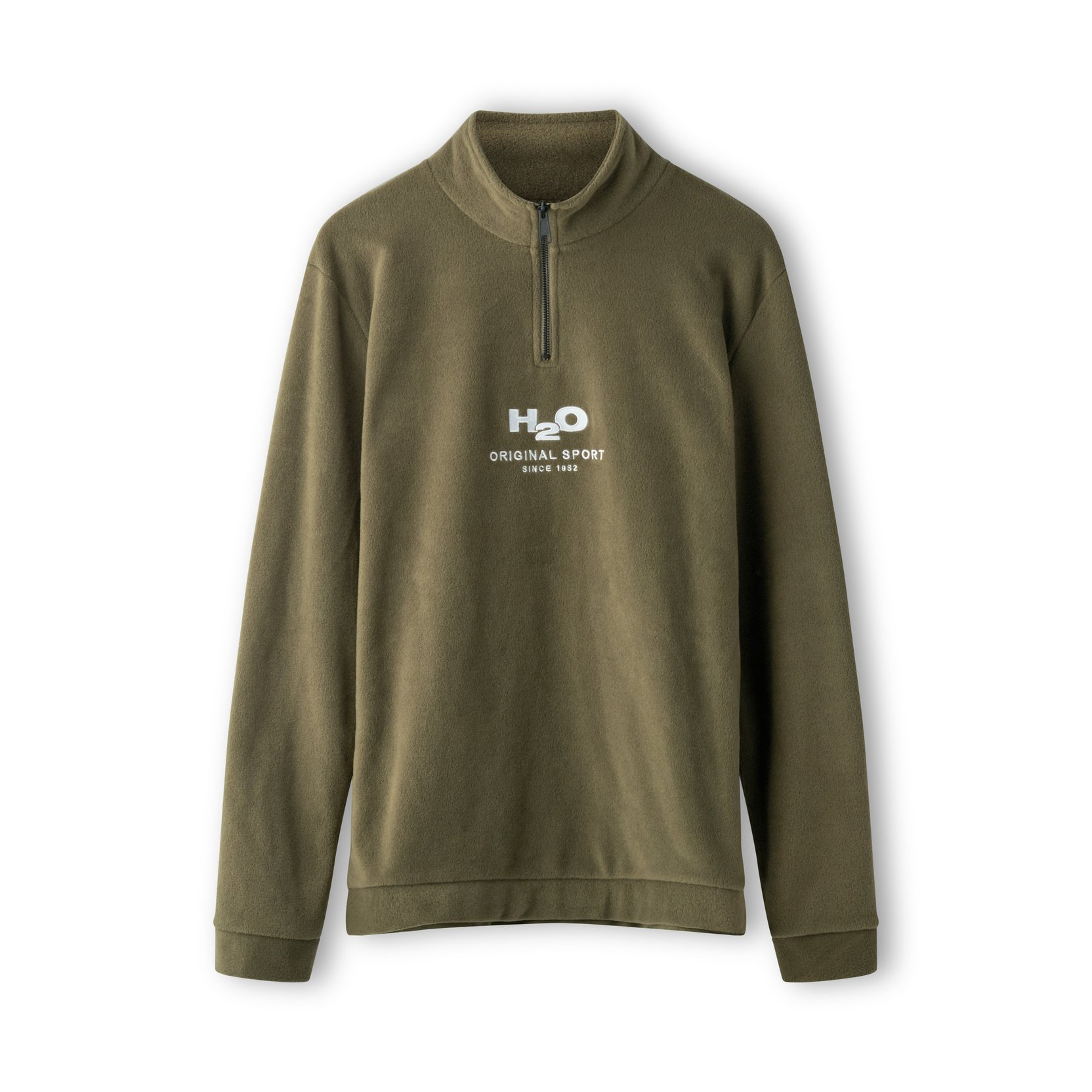 H2O Blåvand half zip fleece