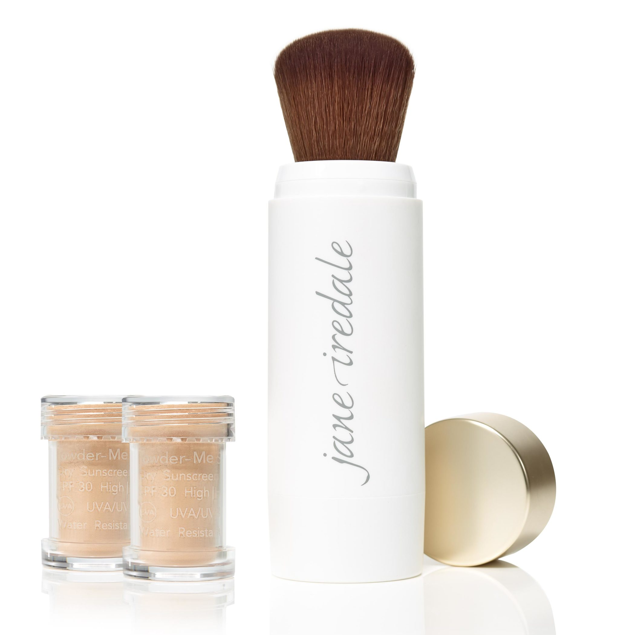 Jane Iredale Powder Me Refillable Brush, nude