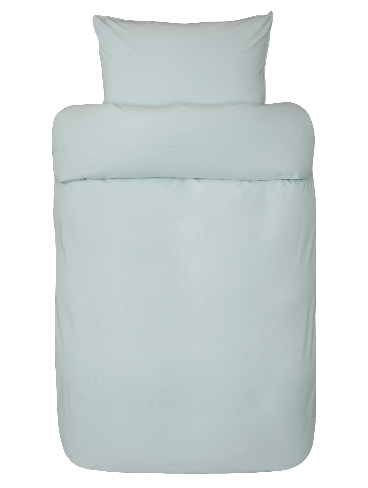Høie Frøya sengelinned, 140x200 cm, himmelblå
