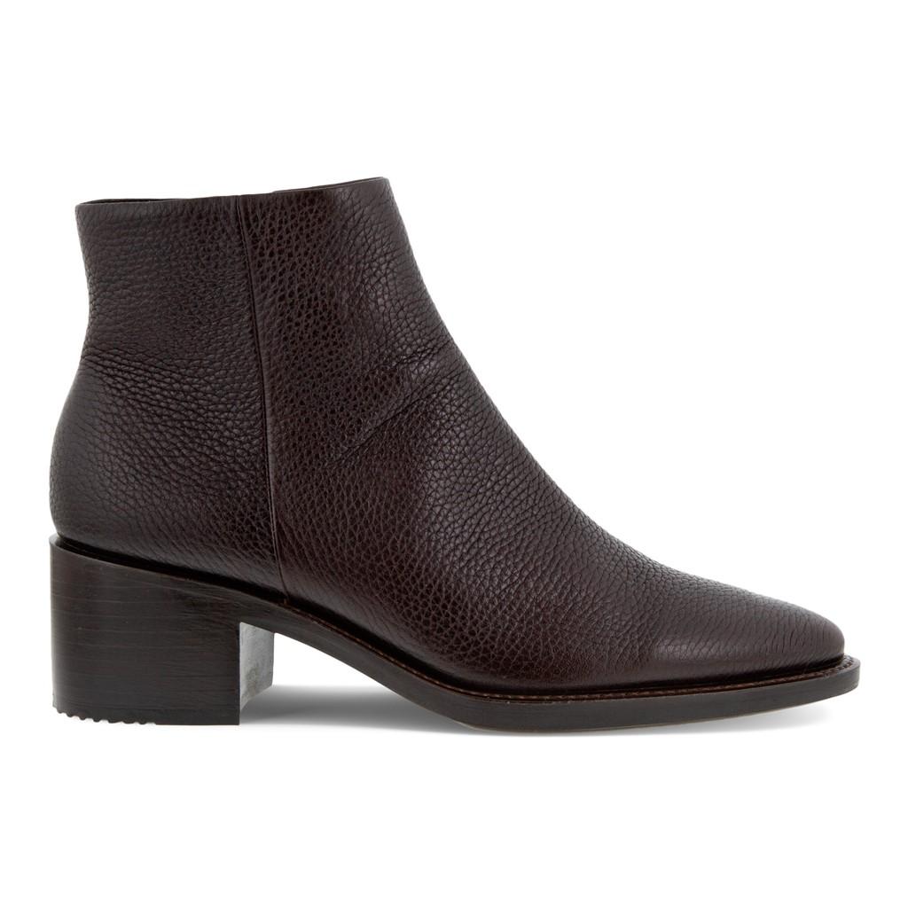 ECCO Shape 35 Sartorelle støvle, mocha, 38