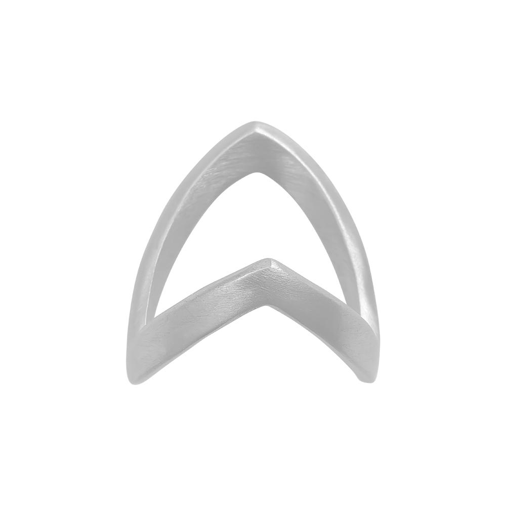 Nordahl Bispe ring, sølv, 52