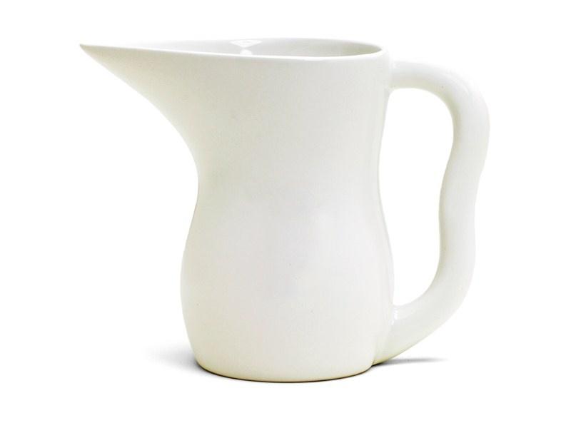 Kähler Ursula kande, 1 liter, hvid