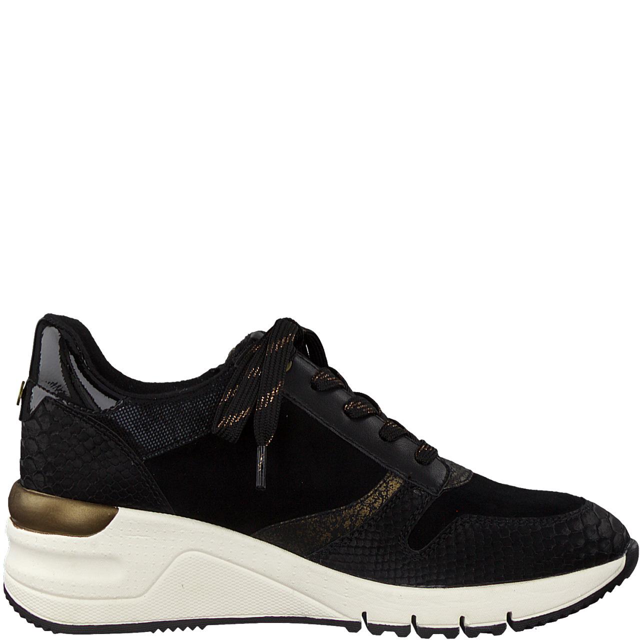 Tamaris 23702 sneakers, black, 41