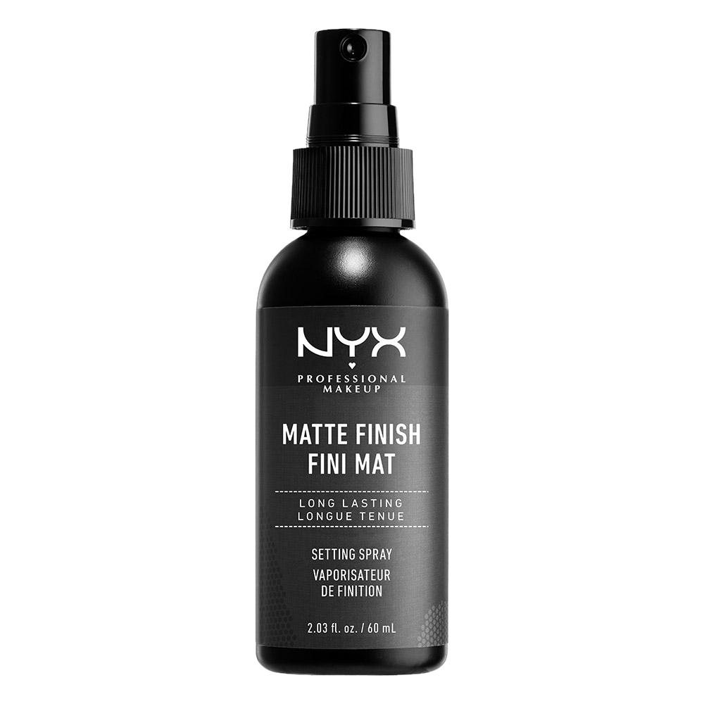 NYX Professional Makeup Matte Finish Setting Spray, 60 ml